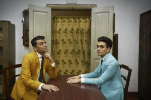 Parekh & Singh are the fresh new sound of India. Get to know the duo behind the dreamy pop vocals and optimistic, Wes Anderson-esque visuals on The Rhapsody.