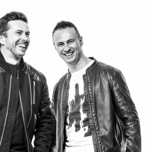 Get to know Matrix & Futurebound, the chart-topping drum & bass duo behind the soundtrack to your endless summer - 'Light Us Up' featuring Calum Scott.