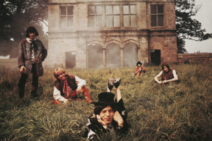 The Rhapsody meets Michael Joseph, the world-renowned photographer behind the Beggars Banquet images of The Rolling Stones' infamous photoshoot of 1968.